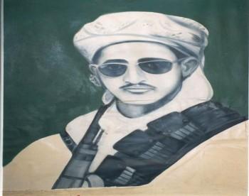 الشهيد حميد بن حسين الأحمر شقيق الشيخ عبد الله ، وقد أعدمه الإمام أحمد الشهيد حميد الأحمر عام 1959م