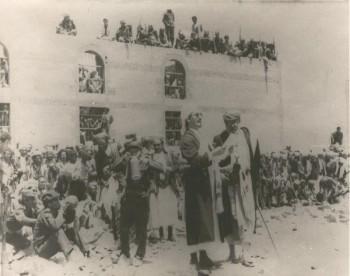 الشيخ عبد الله في ساحات الدفاع عن الثورة والجمهورية 1967م