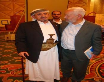 الشيخ صادق مع الدكتور راشد الغنوشي 13-10-2008