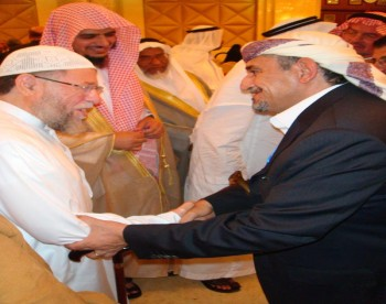 الشيخ صادق مع الشيخ عباس مدني 12-10-2008